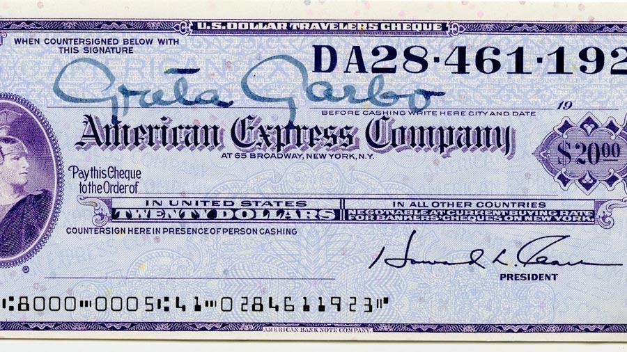 traveler's cheque